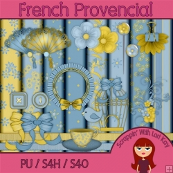 French Provencial - Full