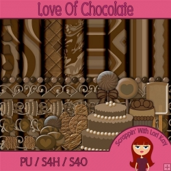 Love Of Chocolate - Full