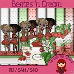 Berries & Cream - Full