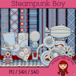 Steampunk Boy - Full