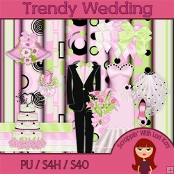 Trendy Wedding - Full