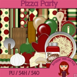 Pizza Party - Full
