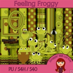 Feeling Froggy - Full