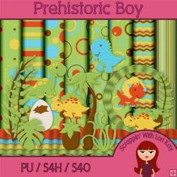 Prehistoric Boy - Full