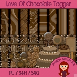 Love Of Chocolate - Tagger