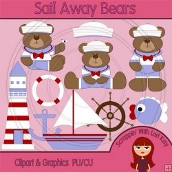 Sail Away Bears