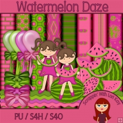 Watermelon Daze - Full