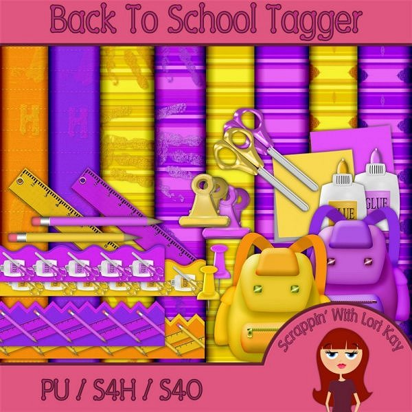 Back To School - Tagger