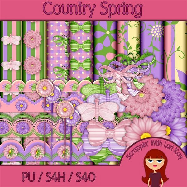 Country Spring - Full