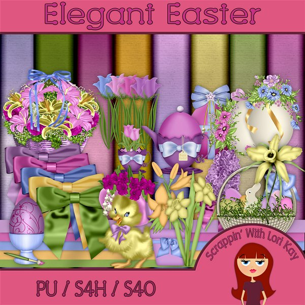 Elegant Easter - Full